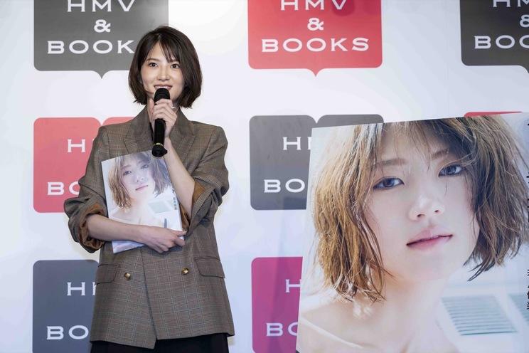 『若月佑美写真集 アンド チョコレート』発売記念イベント(2021/9/11 HMV&BOOKS SHIBUYA)