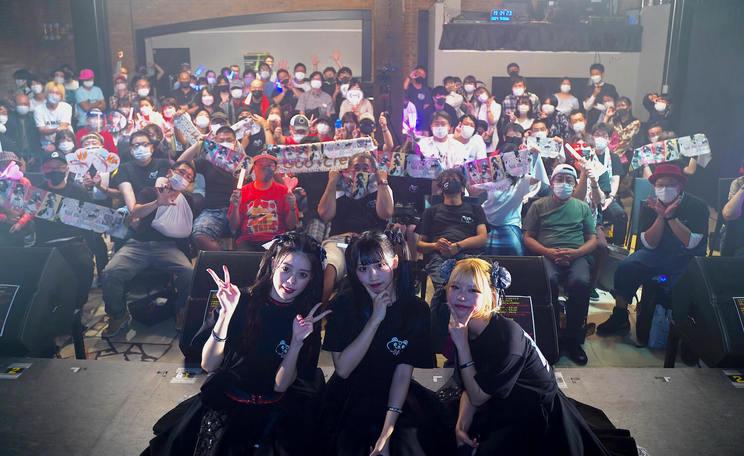 グットクルー<Not the same as B4>神戸煉瓦倉庫・k-wave(2021年9月20日)