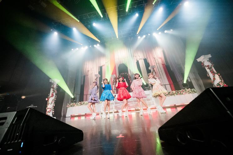 ワンマンライブ<満開宣言>(新木場・USEN STUDIO COAST/2021年9月23日)