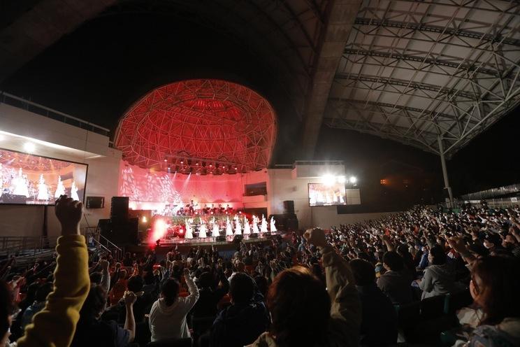 私立恵比寿中学<エビ中 秋声と螻蛄と音楽の輝き 題して「ちゅうおん」2021>秩父ミューズパーク野外ステージ(2021年9月26日)