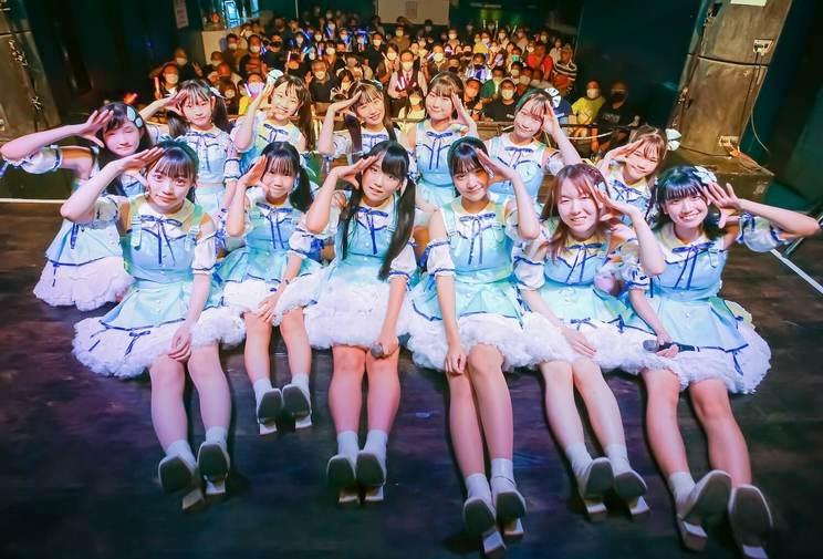 OS☆K<デビューイベント>X-HALL-ZEN(2021年9年23日)