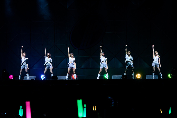 <DANCE SUMMIT The Final>Zepp Tokyo(2021年9月26日/撮影:Jumpei Yamada)