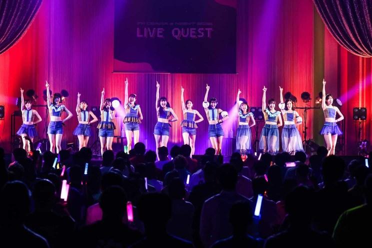 BEYOOOOONDS<FM OSAKA ai Night 2021〜LIVE QUEST〜>Zepp Namba(2021年9月27日)