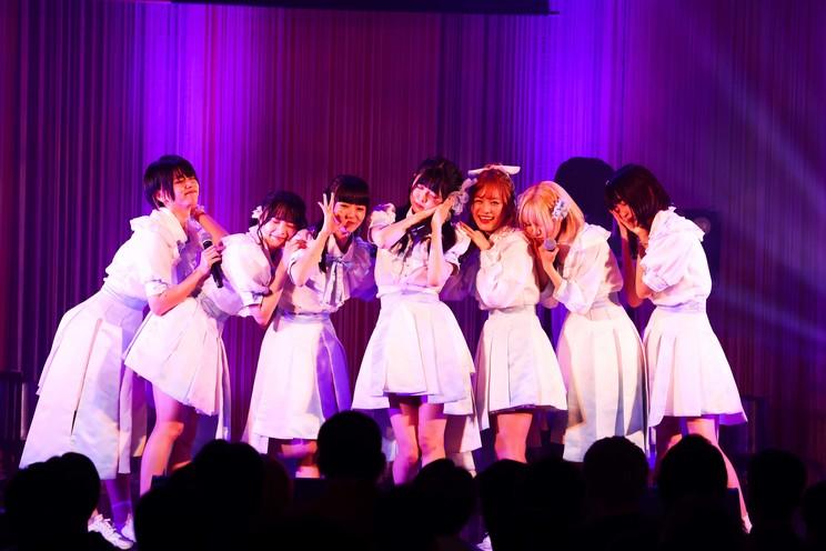 真っ白なキャンバス<FM OSAKA ai Night 2021〜LIVE QUEST〜>Zepp Namba(2021年9月27日)