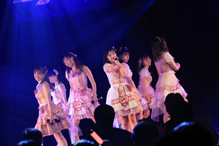 <エラバレシ5周年記念東名阪ツアー2021 〜at the crossroads〜>初日夜公演(2021年9月26日/新宿ReNY)