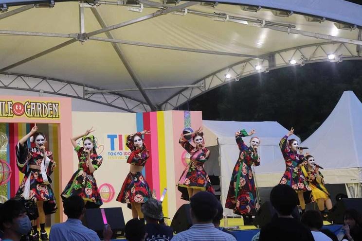 私立恵比寿中学<TOKYO IDOL FESTIVAL 2021>SMILE GARDEN(2021年10月2日)