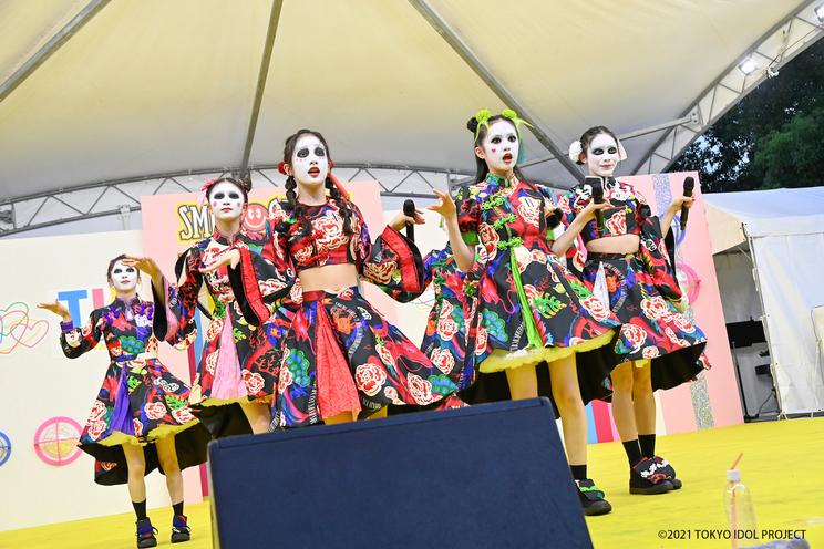 私立恵比寿中学<TOKYO IDOL FESTIVAL 2021>(2021年10月2日)