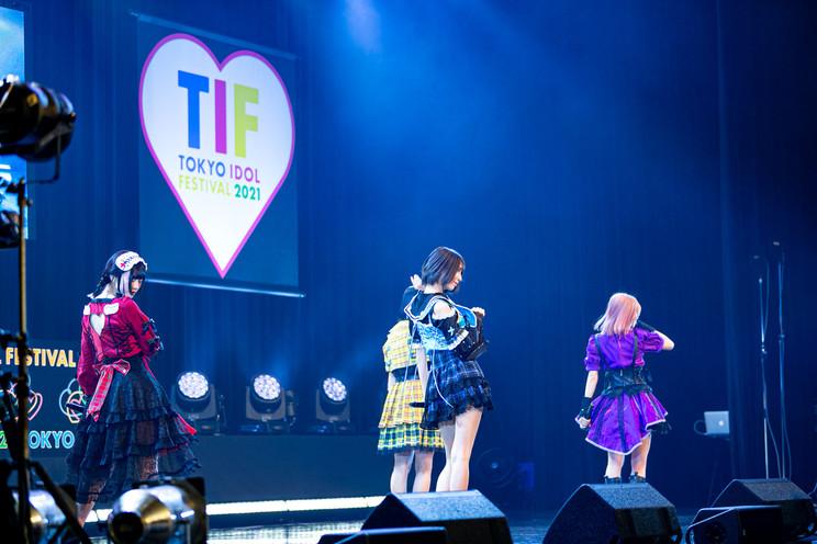 アンスリューム<TOKYO IDOL FESTIVAL 2021>HOT STAGE(2021年10月1日)