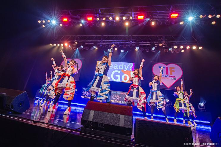IDOLY PRIDE 星見プロダクション(月のテンペスト・サニーピース)<TOKYO IDOL FESTIVAL 2021>(2021年10月3日)