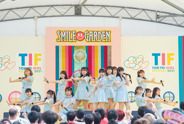 HKT48<TOKYO IDOL FESTIVAL 2021>(2021年10月3日)