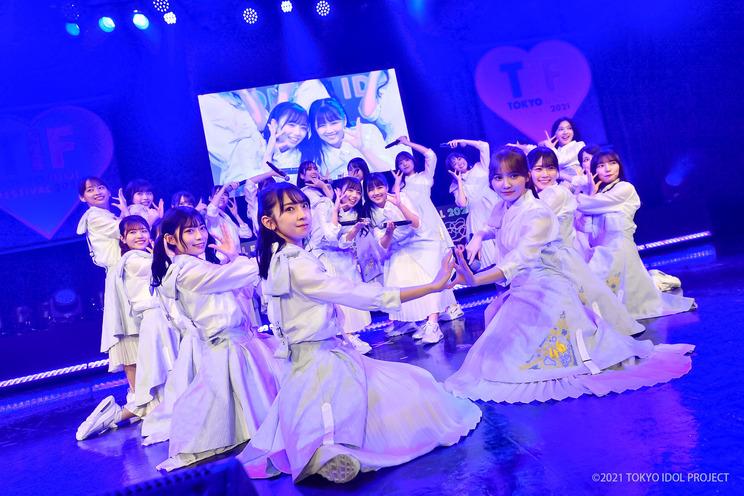 日向坂46<TOKYO IDOL FESTIVAL 2021>(2021年10月3日)