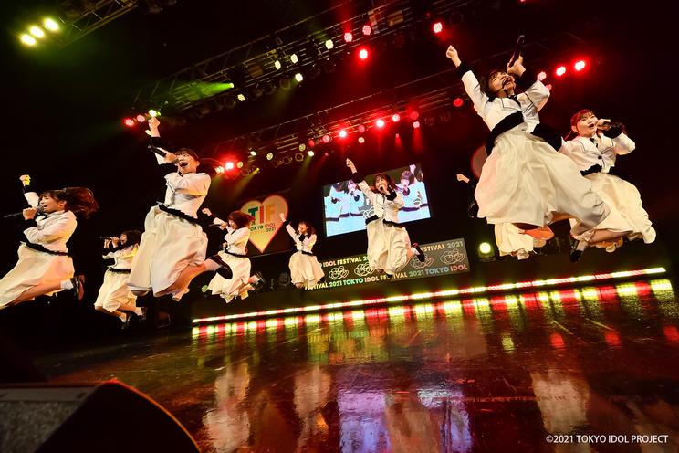 可憐なアイボリー<TOKYO IDOL FESTIVAL 2021>(2021年10月3日)