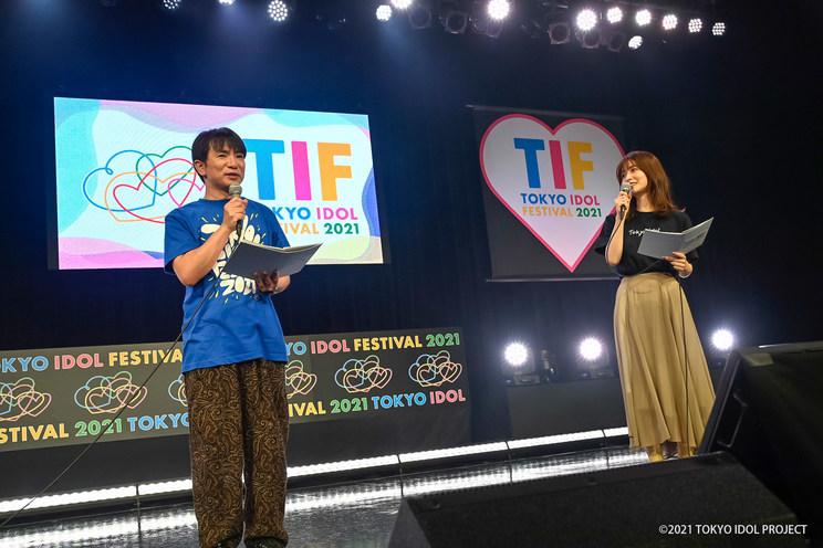 グランドフィナーレ<TOKYO IDOL FESTIVAL 2021>(2021年10月3日)