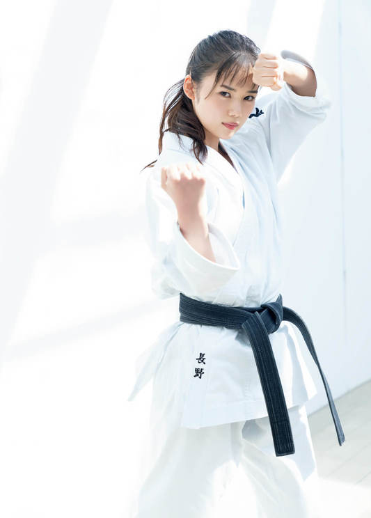 長野じゅりあ(©光文社/週刊『FLASH』 撮影:唐木貴央)