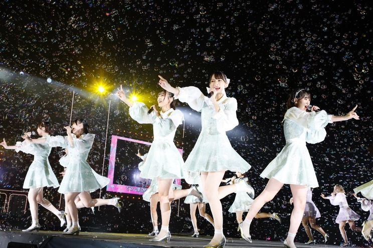 <イコノイフェス2021>2021/10/9 富士急ハイランド・コニファーフォレスト(夜公演)