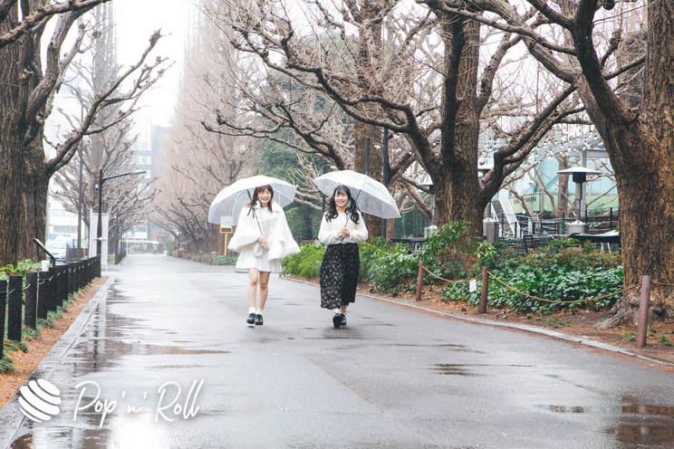 西ひより(煌めき☆アンフォレント)、茉井良菜(煌めき☆アンフォレント) 神宮外苑