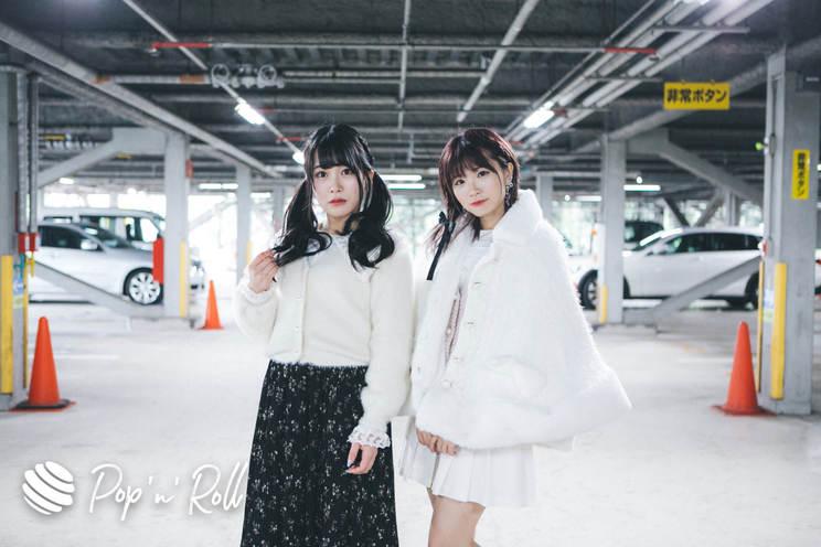 茉井良菜(煌めき☆アンフォレント)、西ひより(煌めき☆アンフォレント) 神宮外苑