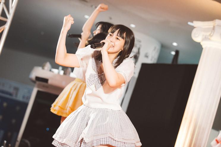 <@JAM EXPO 2018>8月25日「アイドルING!!!」オレンジステージ