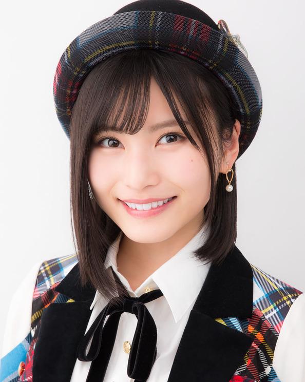 福岡聖菜(AKB48 チームB)