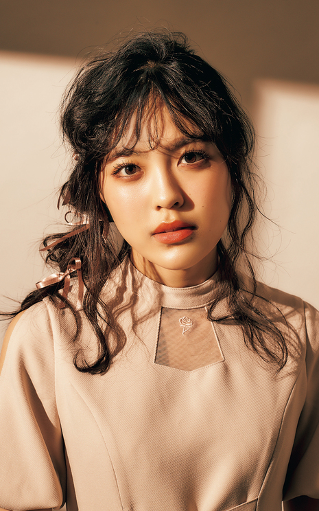 柴田柚菜(乃木坂46 4期生)「AMBIGUOUS HAIR ARRANGE」|『LARME 039』