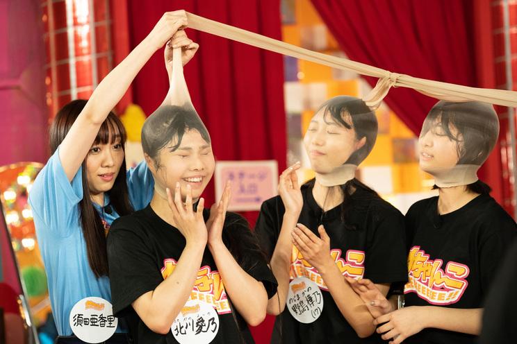 「パンスト相撲対決!!」|『めちゃんこ SKEEEEEEEEEE!!』第6回