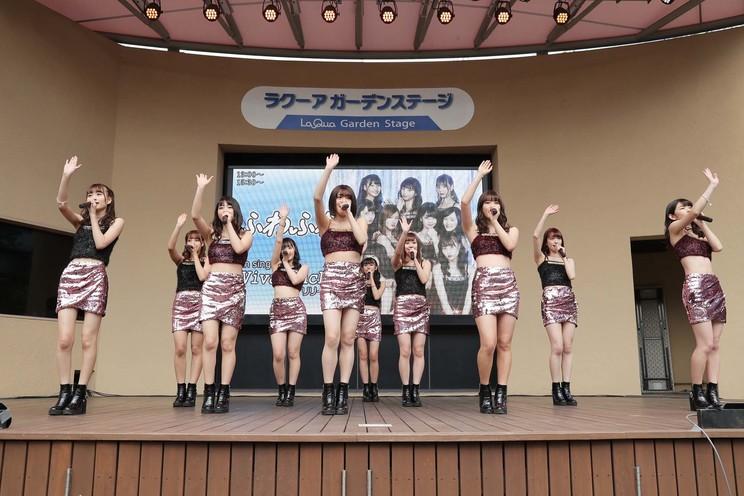 ふわふわ<7thシングル「Viva!! Lucky4☆」発売記念イベント>|東京ドームシティラクーアガーデンステージ(2019年3月17日)
