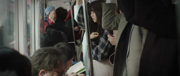 欅坂46長濱ねる|イオンカード「U-25新生活キャンペーン」CMショートストーリー第2弾第2弾「長濱ねる篇」より