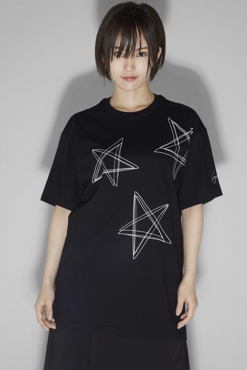 Sayaka・Y Triple Star T-Shirt