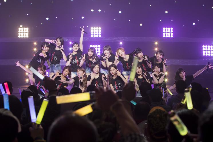 NMB48<近畿十番勝負 2019>ツアー初日より|2019年3月26日(火)柏原市民文化会館リビエールホール大ホール