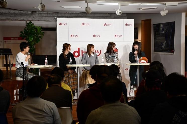 『dヒッツpresentsプレミアムアーティストトーク[SKE48]』より