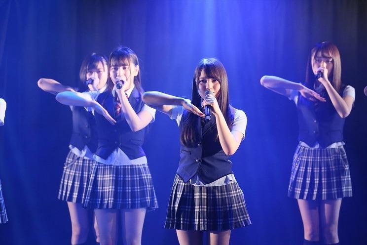 杉山菜田里SKE48<青春ガールズ>|SKE48劇場(2019年3月31日)