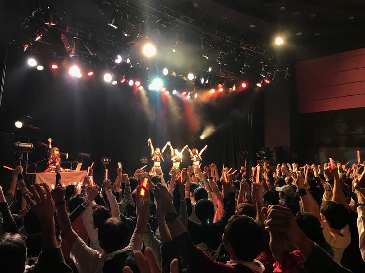 東京女子流<新*定期ライブ>|渋谷マウントレーニアホール(2019年4月14日)