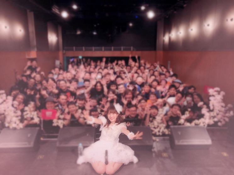 小桃音まい10周年記念公演<あの日、あの時、この場所で。>|表参道GROUND(2019年4月13日)