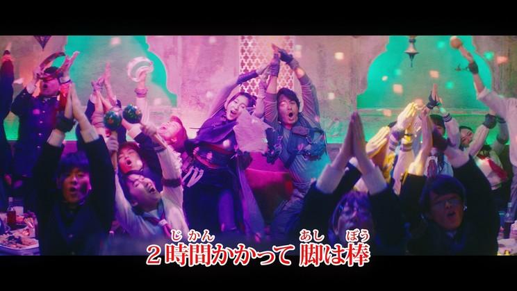 ソフトバンク新テレビCMシリーズ「ギガ国物語」第5弾「カラオケ」篇より
