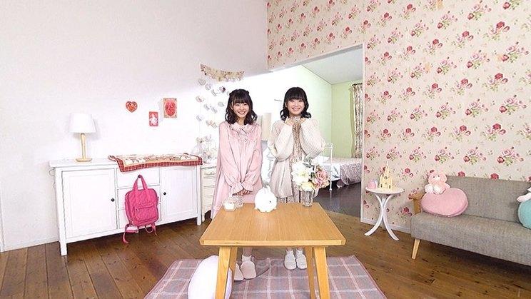 『メゾン22/7 〜私たちと一緒に見よう!VRコメンタリー〜』より