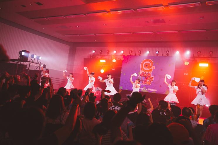 <@JAM EXPO 2018>8月25日「AIS -All Idol Songs-」ブルーベリーステージ