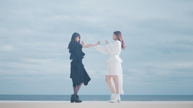 齋藤飛鳥、白石麻衣|乃木坂46「のような存在」MVより