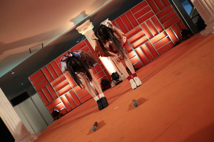 <@JAM EXPO 2018>8月26日「ユフ♬マリ」オレンジステージ