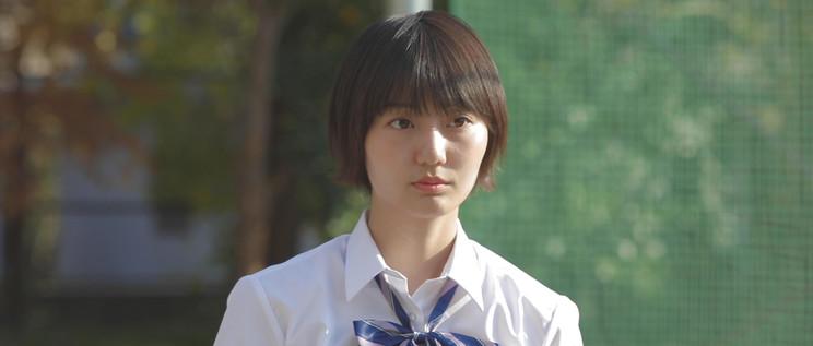 新井愛瞳(アップアップガールズ(仮))|映画『スリーアウト!-プレイボール篇-』より