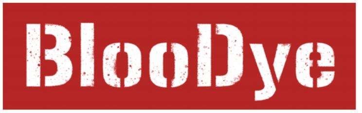 BlooDyeロゴ
