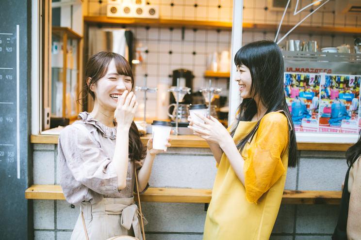 江嶋綾恵梨(26時のマスカレイド)、寺嶋由芙|東京・渋谷『ABOUT LIFE COFFEE BREWERS』
