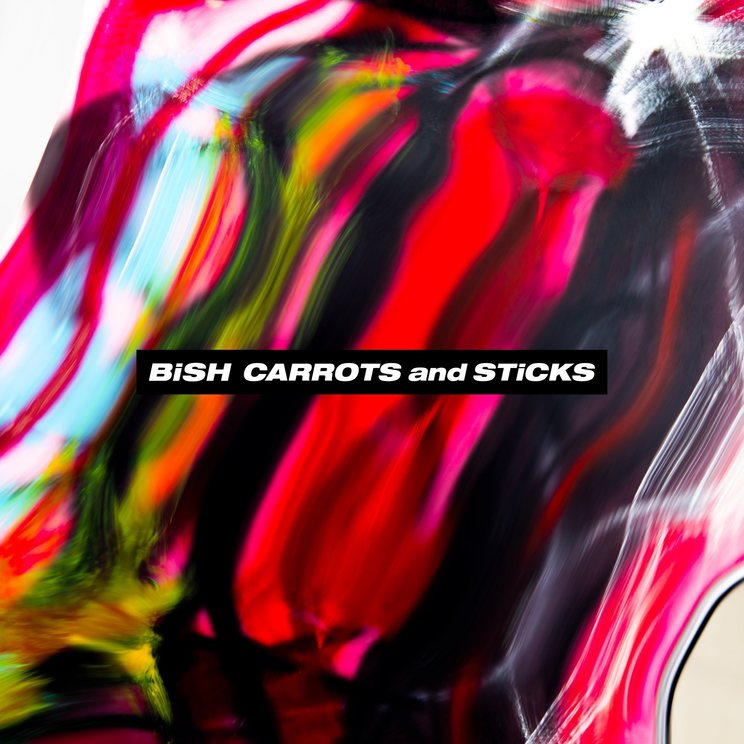 『CARROTS and STiCKS』CD盤