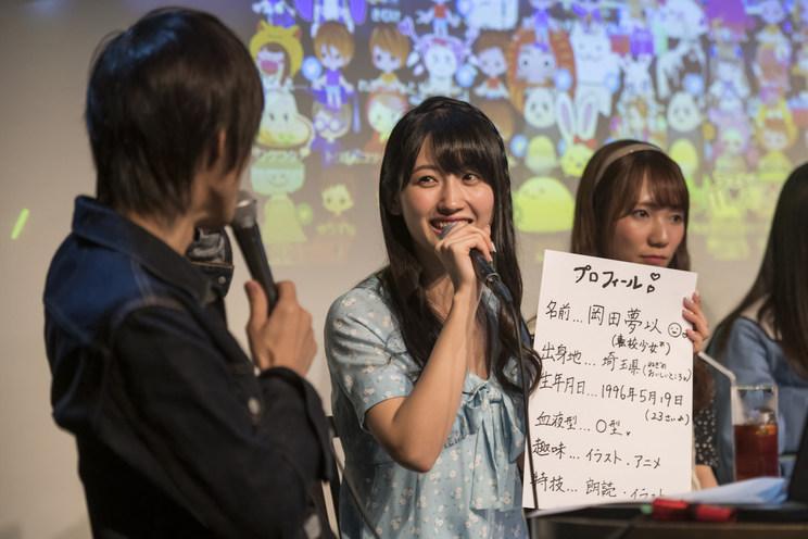 岡田夢以(転校少女*)渋谷LOFT9アイドル倶楽部vol.4 LOFT9 Shibuya(2019年5月20日)