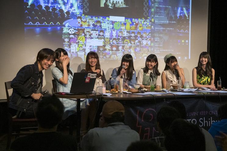 渋谷LOFT9アイドル倶楽部vol.4 LOFT9 Shibuya(2019年5月20日)