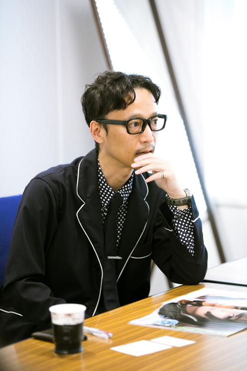 犬飼孝司さん(『週刊SPA!』編集長)