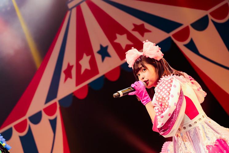 白石ぴあの|FES☆TIVEアジアツアー<THE CIRCUS/ザ・サーカス>ファイナル&6周年記念公演より