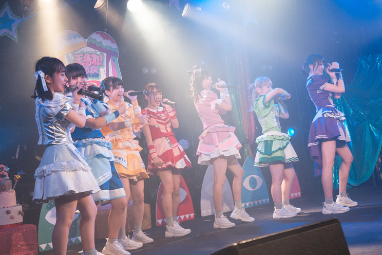 天晴れ!原宿<3周年記念ワンマンライブ~この先へ~>|渋谷CLUB QUATTRO(2019年7月2日)
