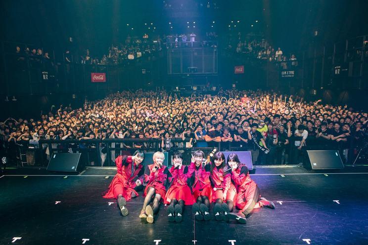 "NEW EMPiRE TOUR ""EVOLUTiONS""|マイナビBLITZ赤坂(2019年7月11日)"