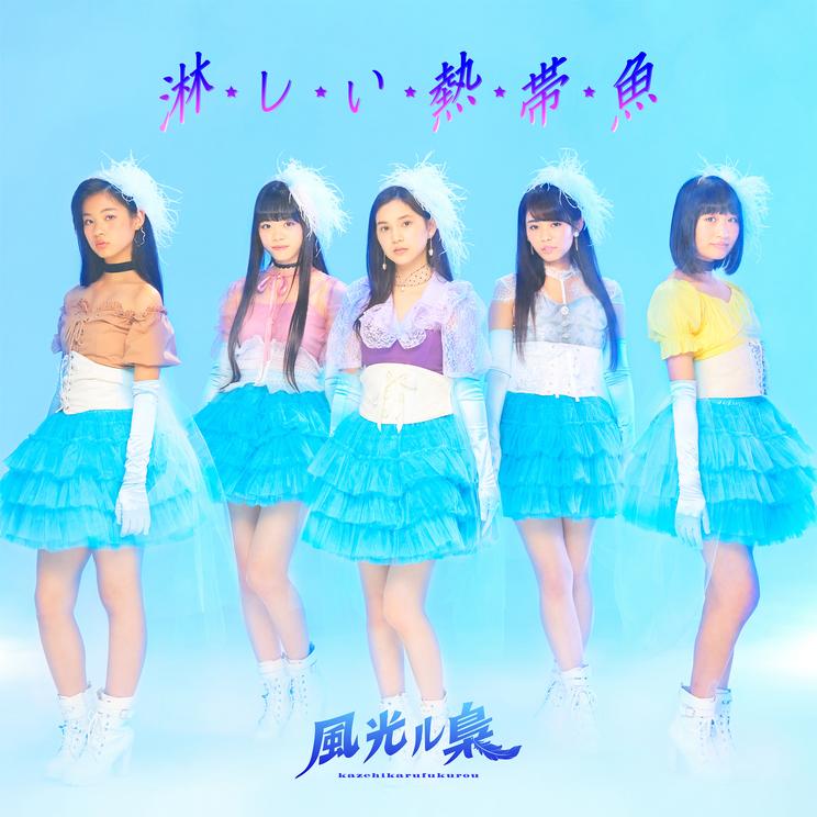 ニューシングル「淋しい熱帯魚」TYPE-B