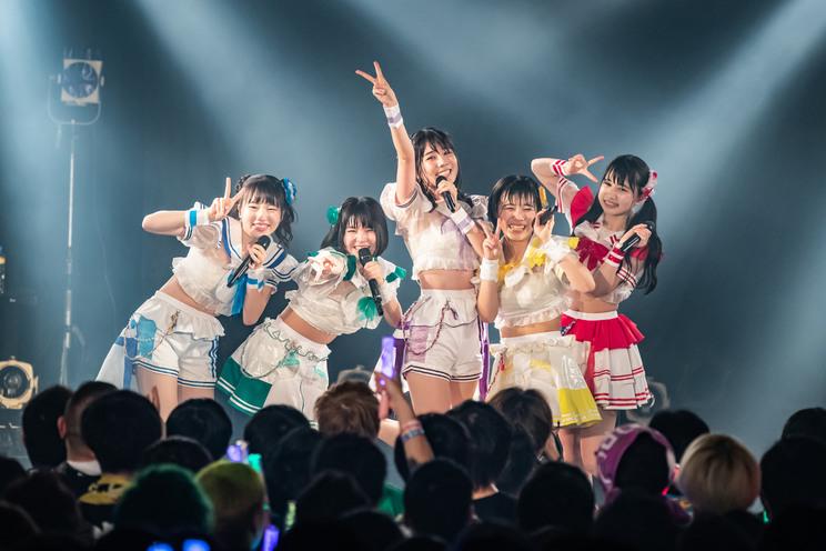 <虹コン結成5周年AnniversaryLIVE 〜今年もあなたと過ごすサマー!〜>|横浜ベイホール(2019年7月14日)